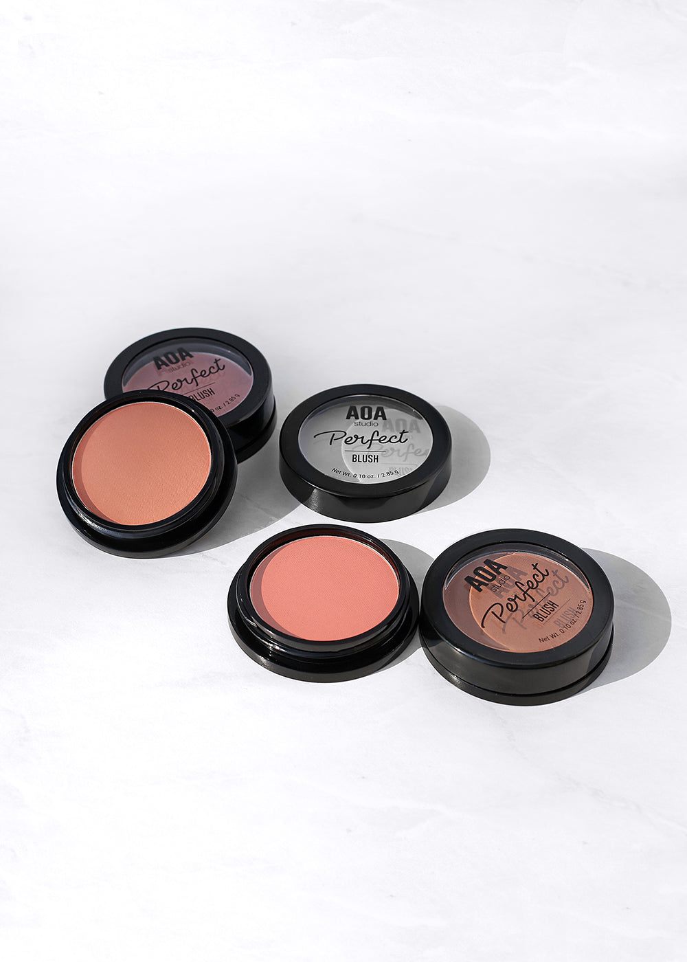 AOA Perfect Powder Blush - Fino