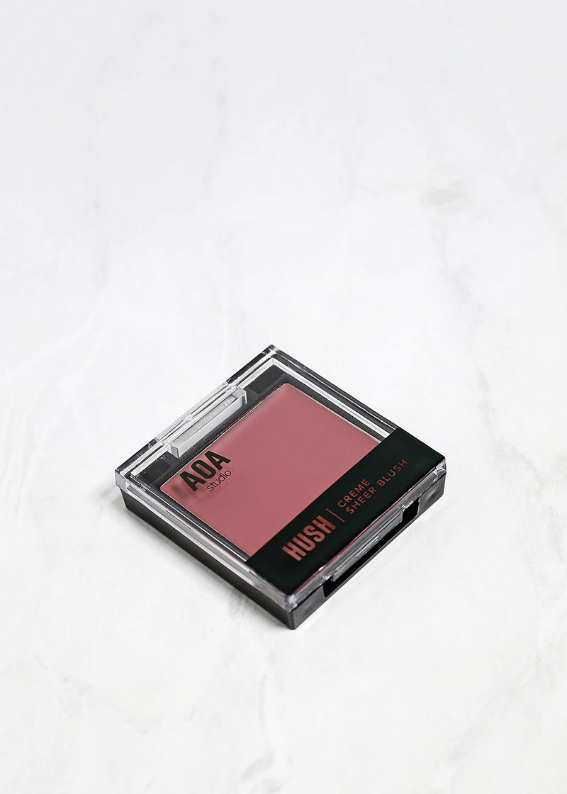 AOA Hush Cream Blush - Cupid