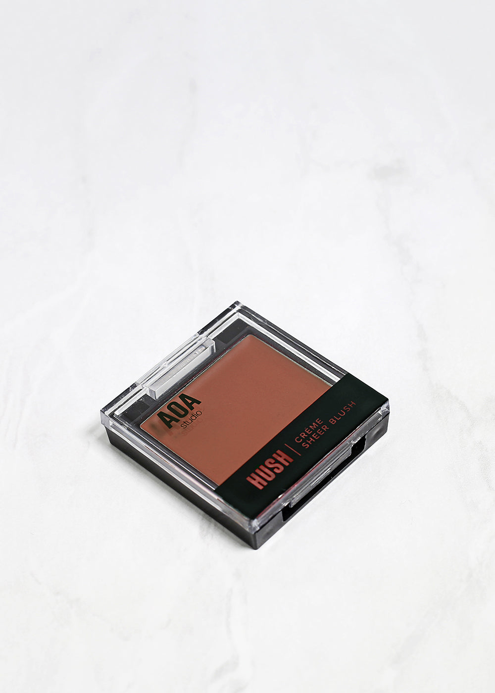 AOA Hush Cream Blush - Demure