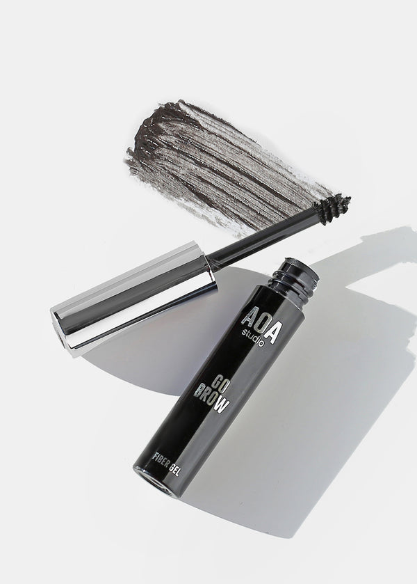 AOA Go Brow Mascara - Dark Brown