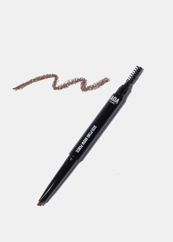 AOA Sculpting Brow Pencil - Caramel