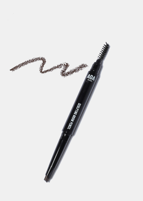 AOA Sculpting Brow Pencil - Dark Brown