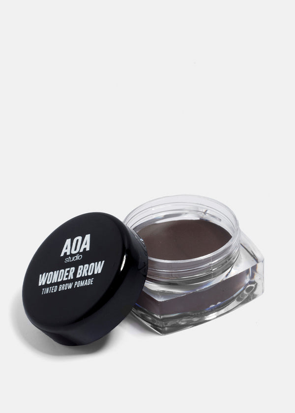 AOA Wonder Brow Pomade - Dark Brown