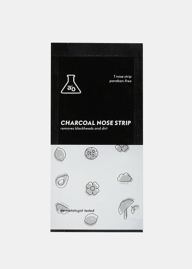 a2o Lab - Charcoal Nose Strip