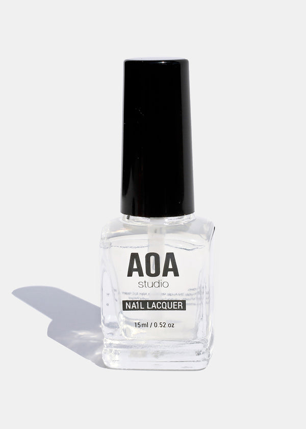 AOA Nail Polish - Clear Base Coat