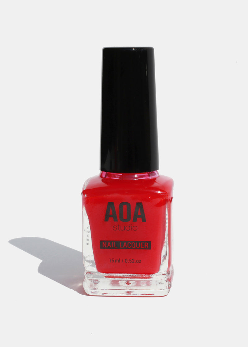 AOA Nail Polish - Cherry