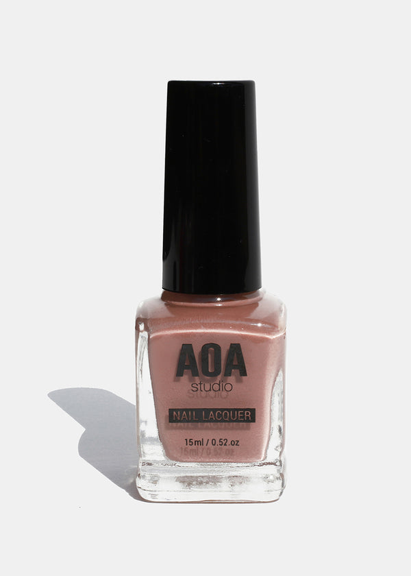 AOA Nail Polish - Toffee