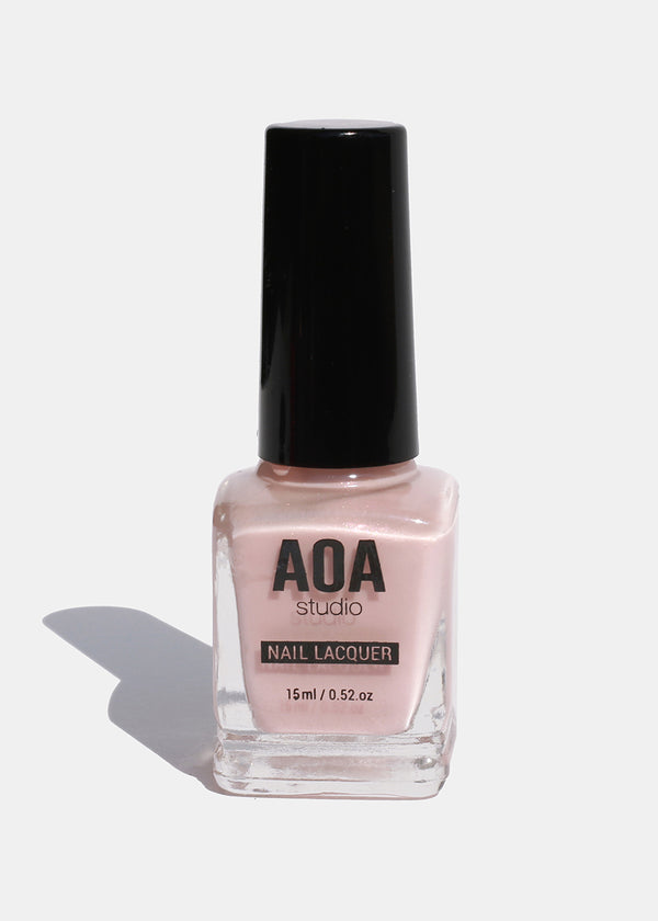 AOA Nail Polish - Bare