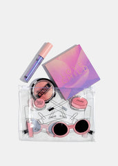 AOA Clear Makeup Pouch - French Essentials