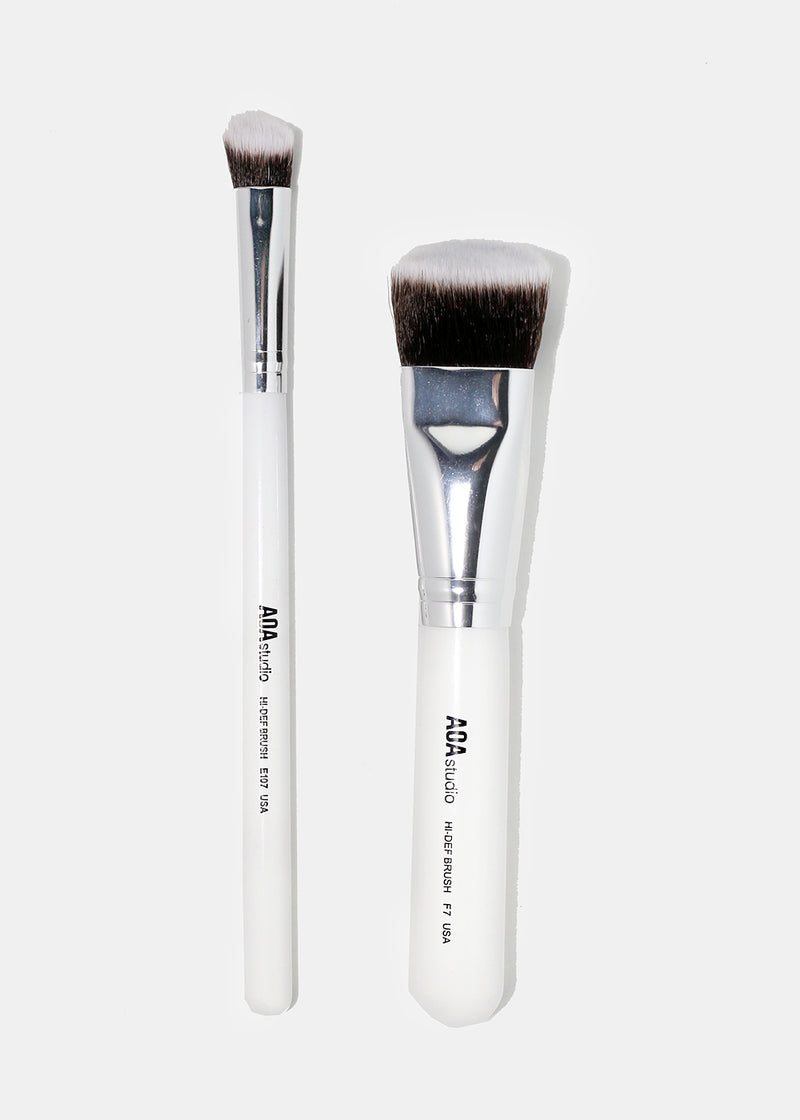 The F7 & E107 Sculpting Brush Duo