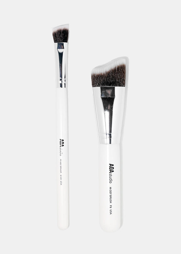 The F9 & E109 Sculpting Brush Duo