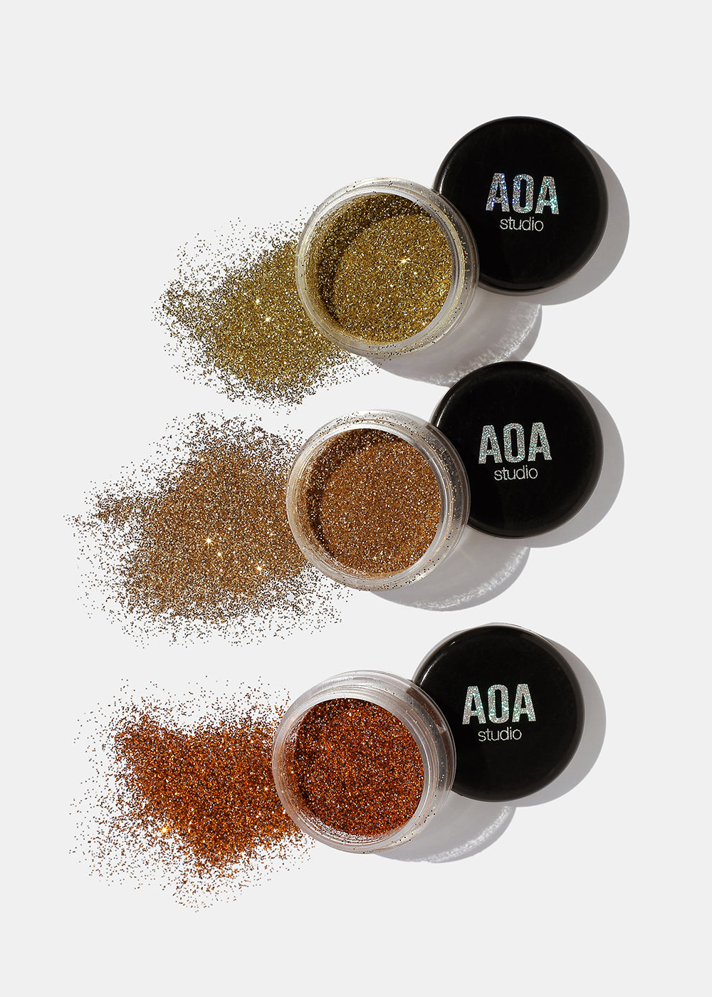 AOA Crystal Powder 12-pc Set