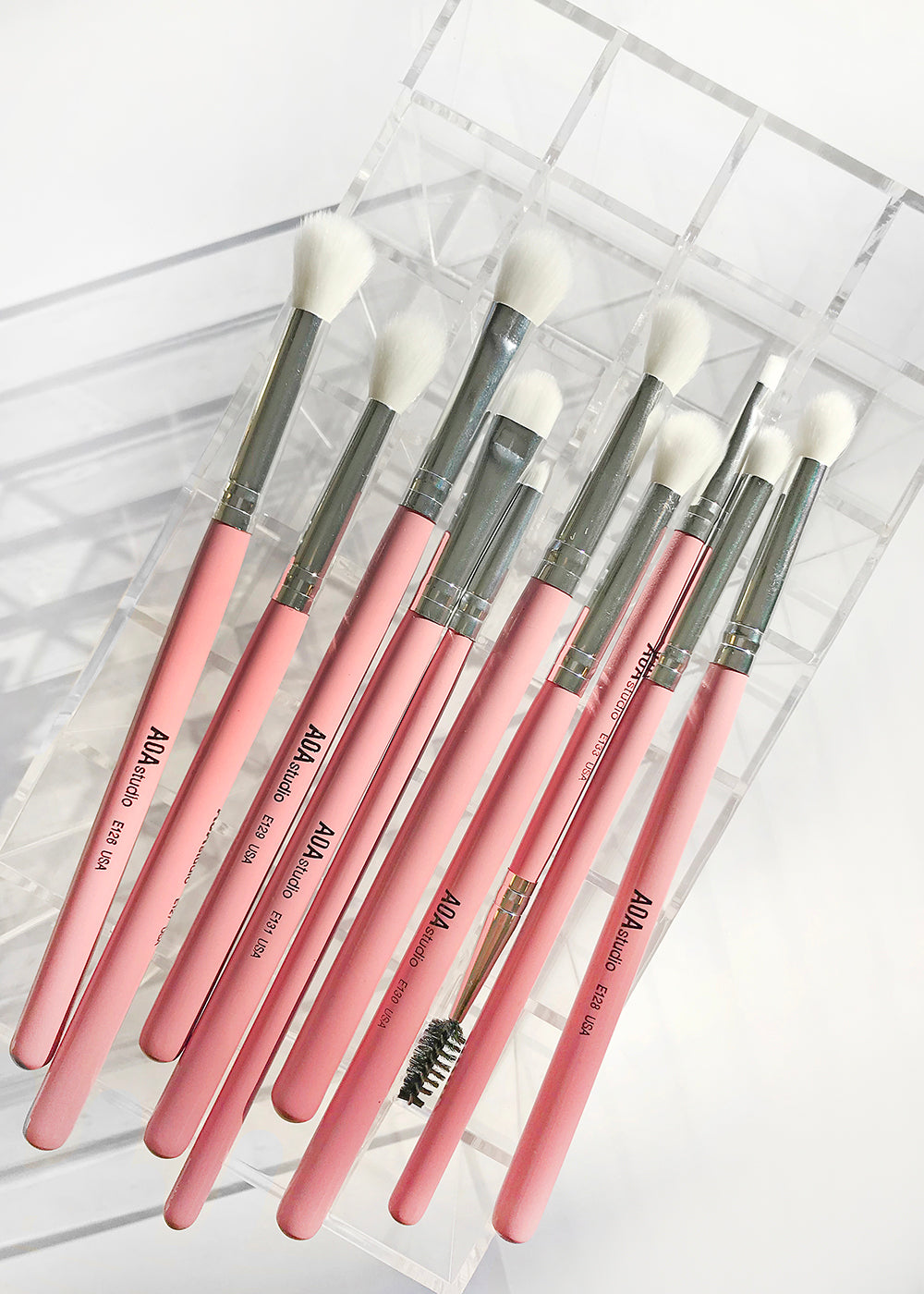 Paw Paw: 10-Piece All About Eyes Brush Set