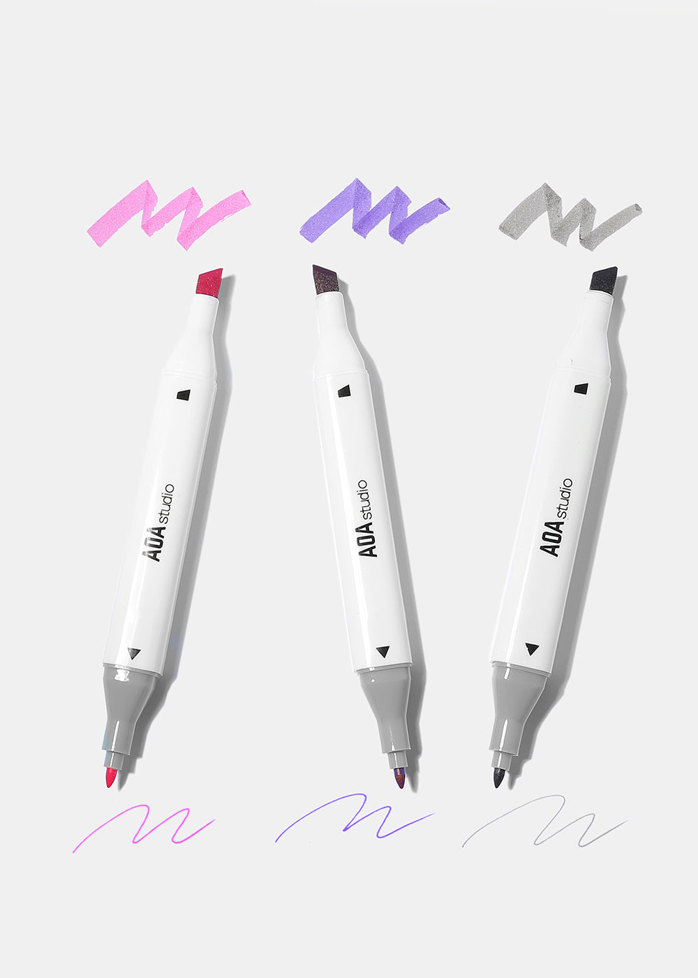 AOA Canvas Fabric Marker Set