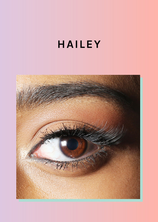 Paw Paw: 3D Faux Mink Lashes - Hailey