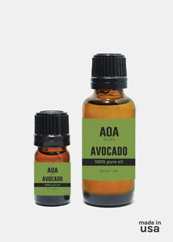 AOA 100% Carrier Oils - Avocado
