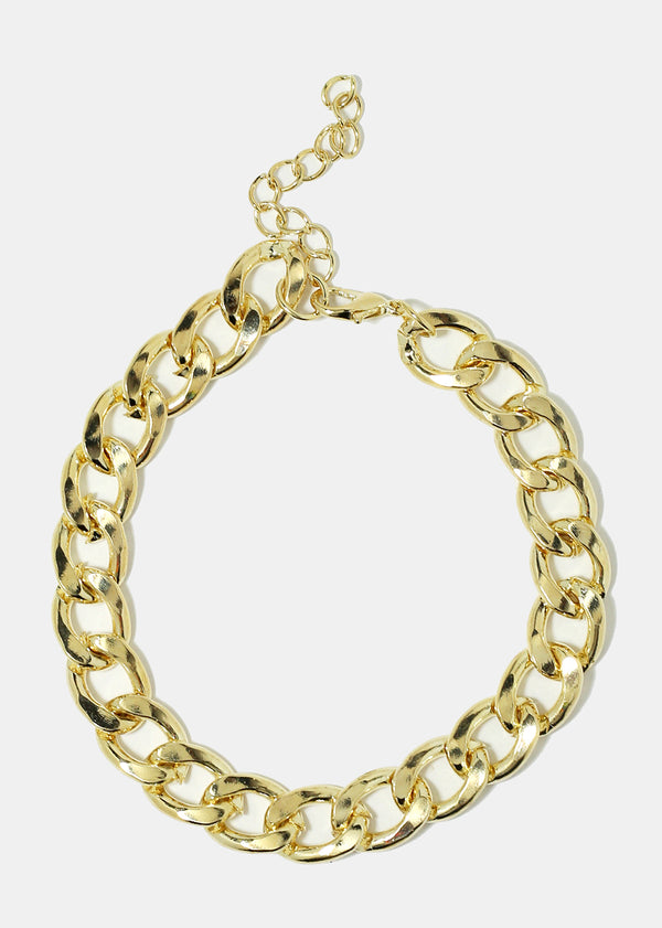 Thick Chain Anklet