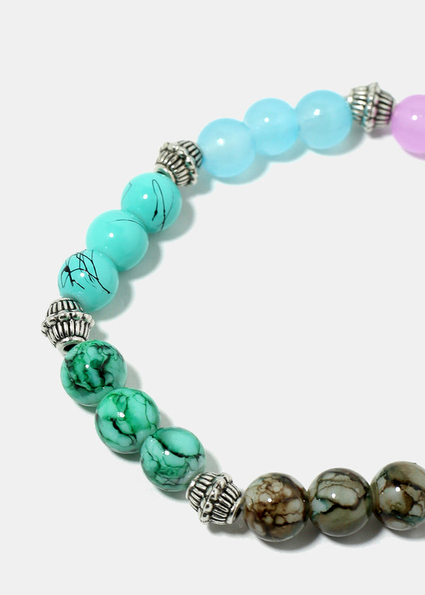 Colorful Bead Bracelet