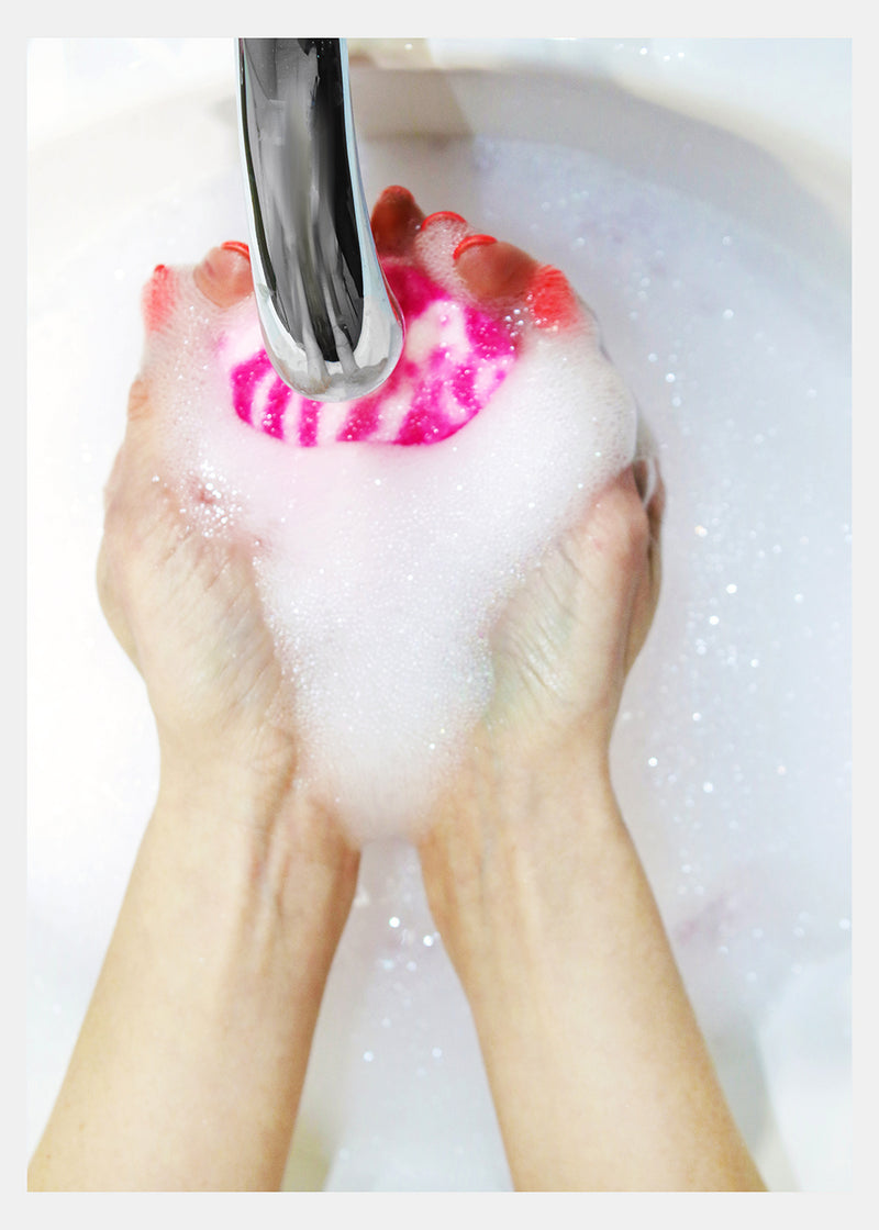 a2o Bubble Bar - Rose