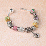 Miss A Bead Charm Foundation Bracelet - Large