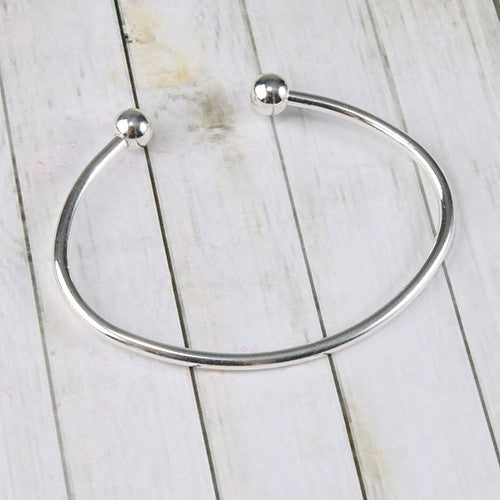 Miss A Bead Charm Foundation Bangle