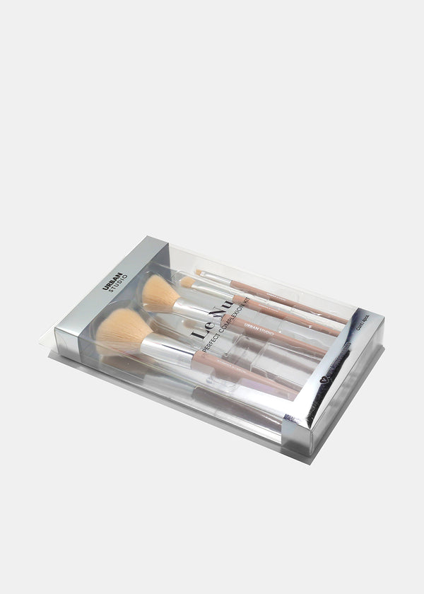 4 Brush Set- Perfect Complexion Kit