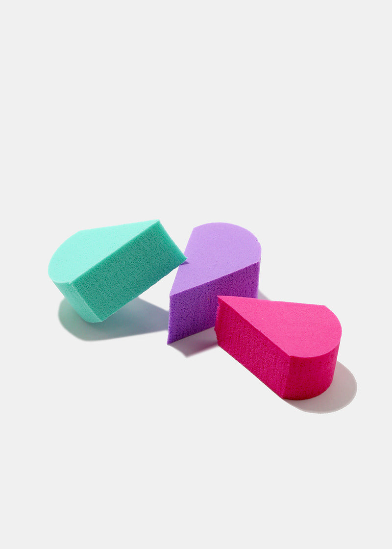 Teardrop Wedge Makeup Sponge Set