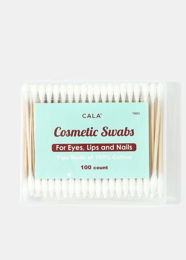Cala 100 count Cosmetic Swabs