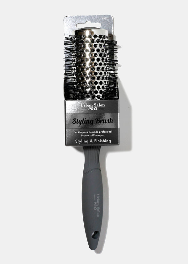 Styling Brush Metallic Silver-44MM