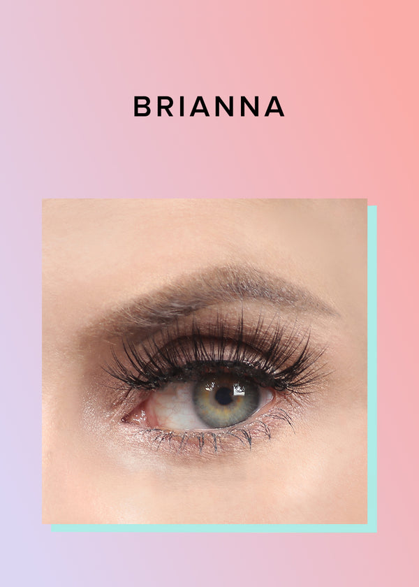 Paw Paw: 3D Faux Mink Lashes - Brianna