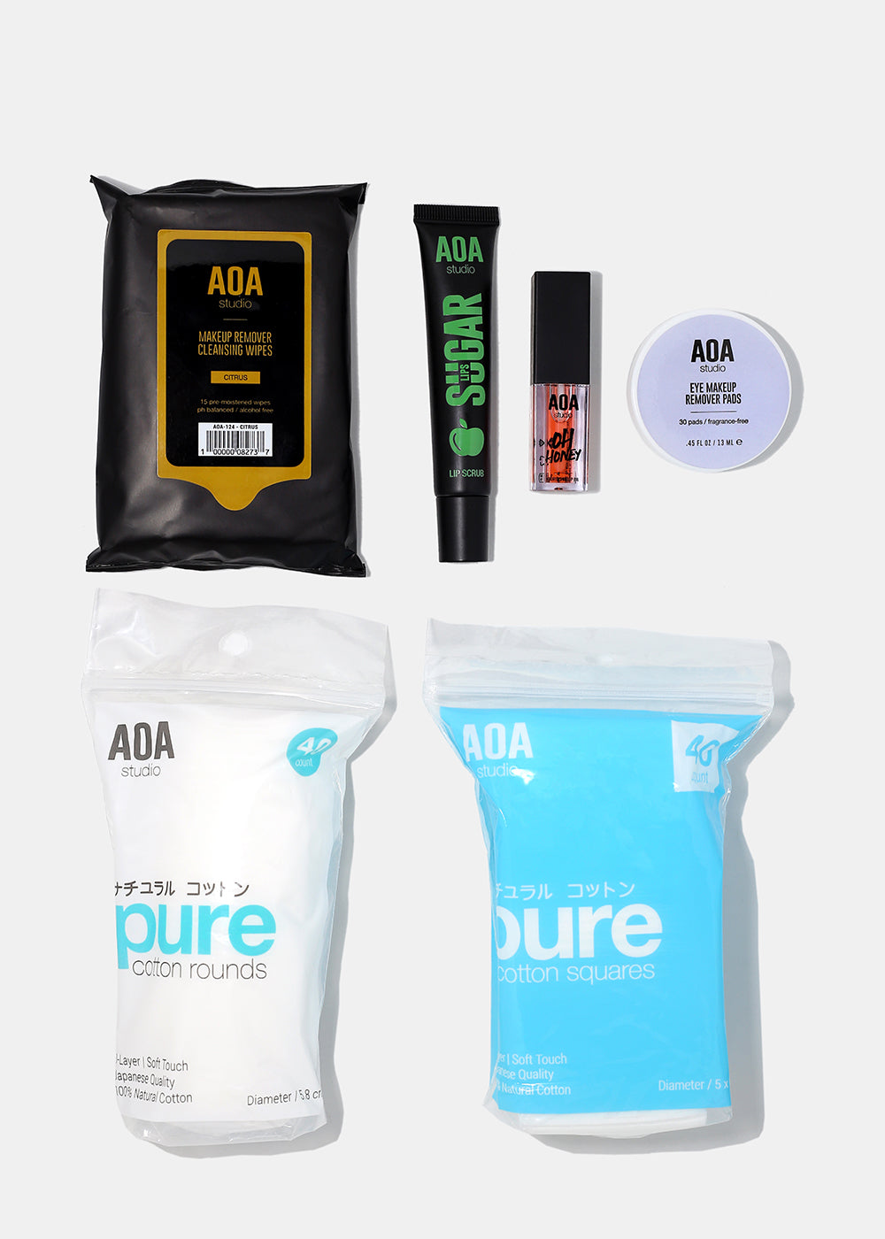Gift Set: AOA Spa Bundle