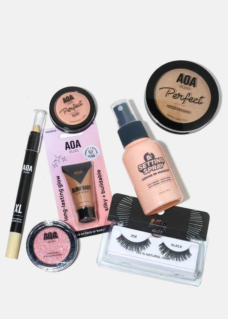 Holiday Soft Glam Kit