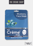 Blueberry Facial Sheet Mask