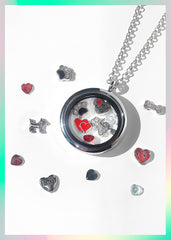 Kits: Puppy Love Locket Charm Set