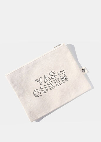 AOA Canvas Pouch - YAS Queen