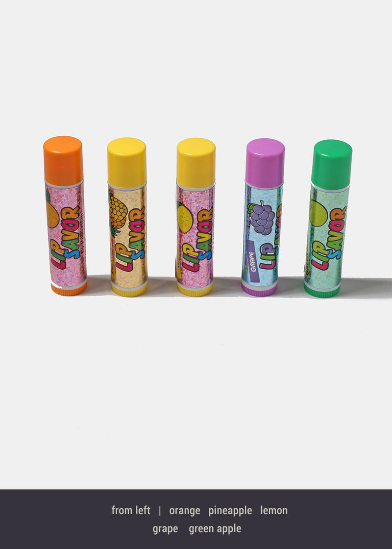Fruit Savor Lip Balm
