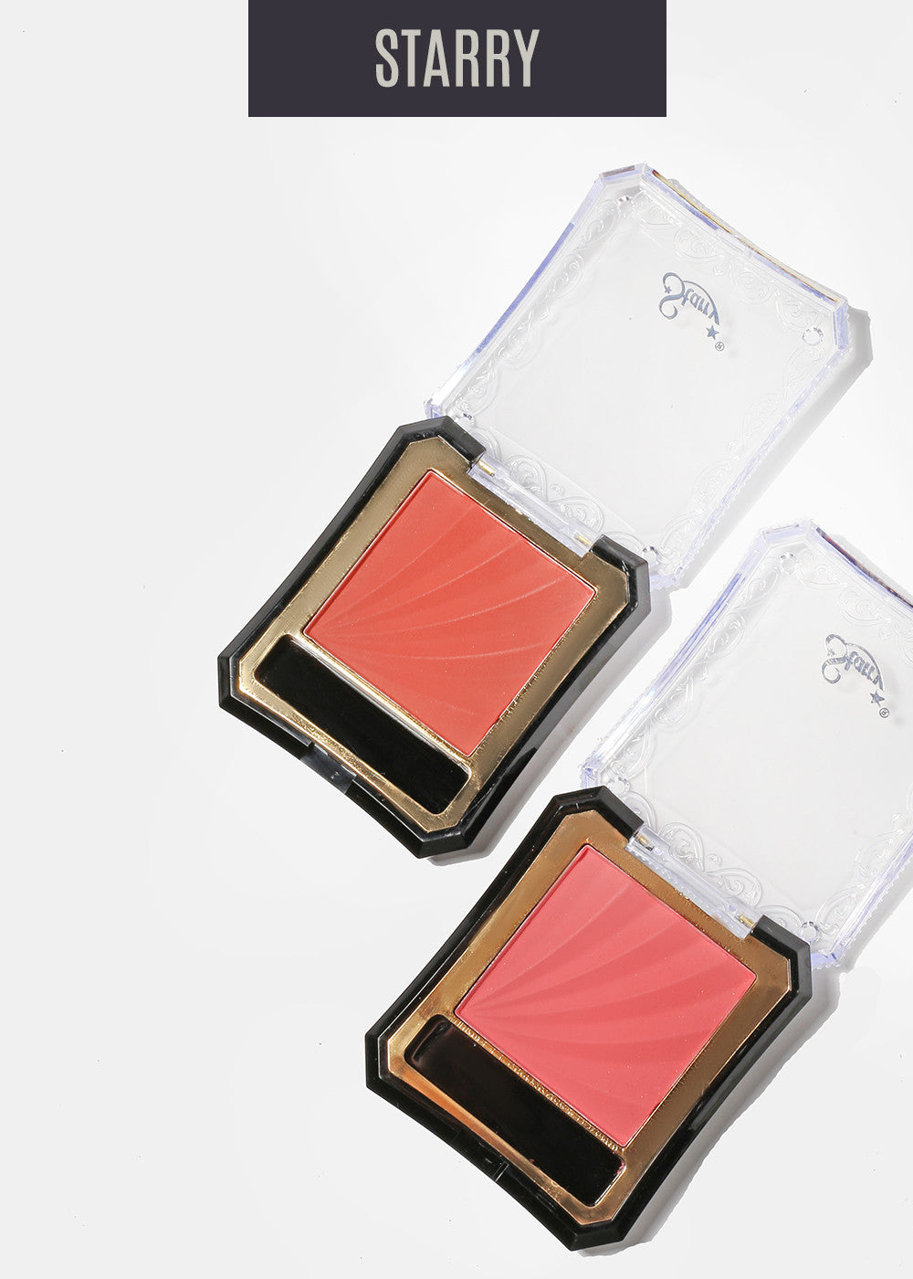 Starry Smooth and Luxe Blush