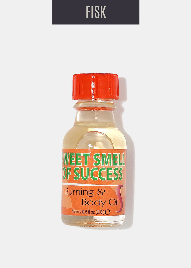 Difeel Burning & Body Oil- Sweet Smell of Success