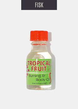 Difeel Burning & Body Oil- Tropical Fruit