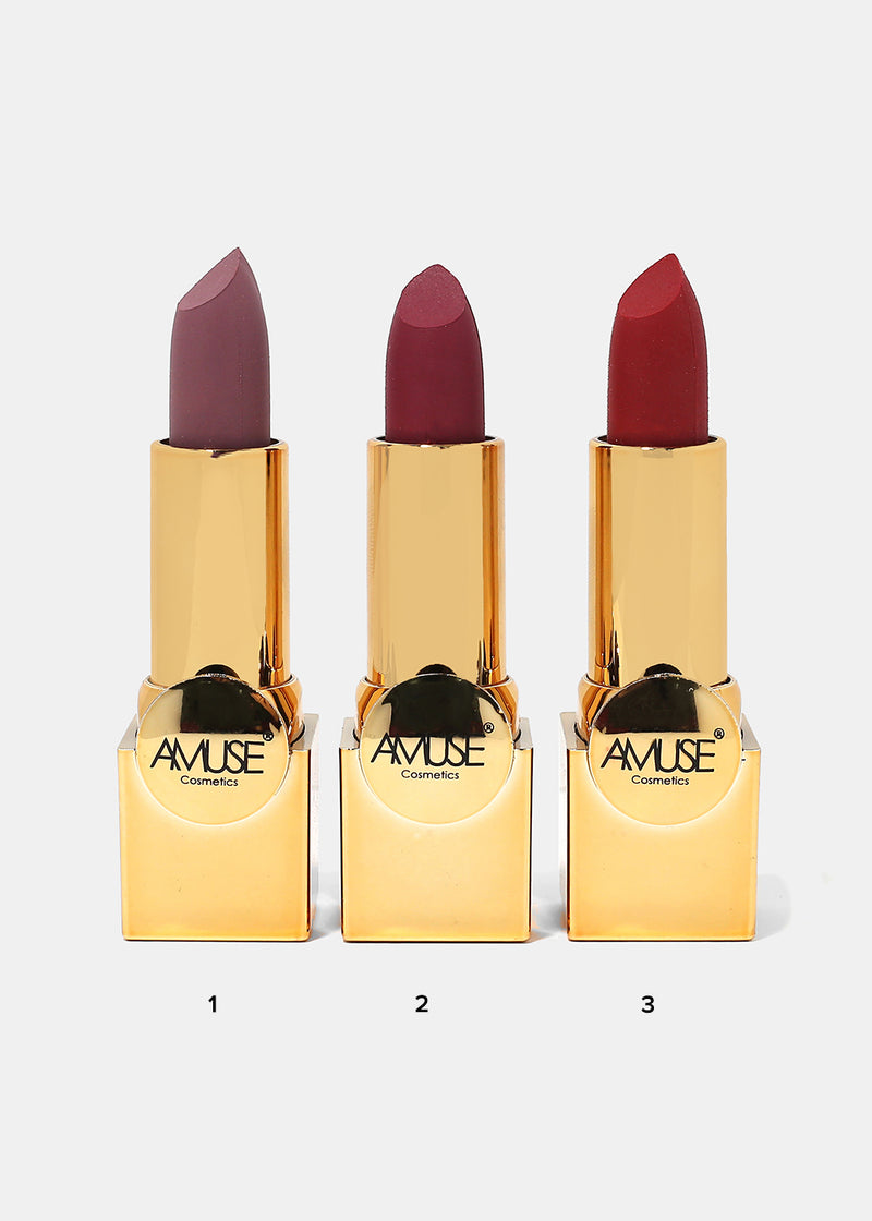Luxe Matte Long Lasting Lipstick