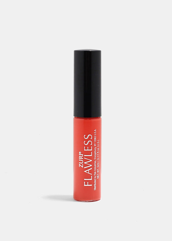 Zuri Lipgloss in Oh So Orange