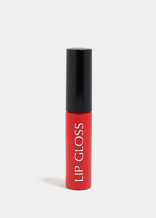 Zuri Lipgloss in Orangey Red