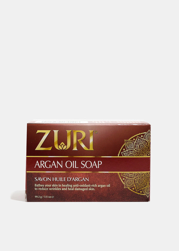 Zuri Argan Oil Soap