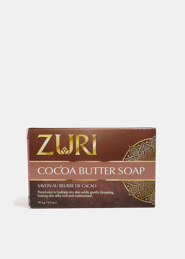 Zuri Cocoa Butter Soap