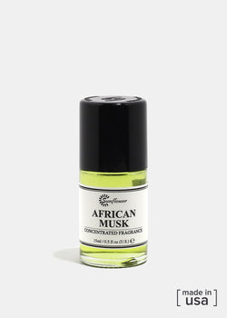 Fragrance Body Oil- African Musk