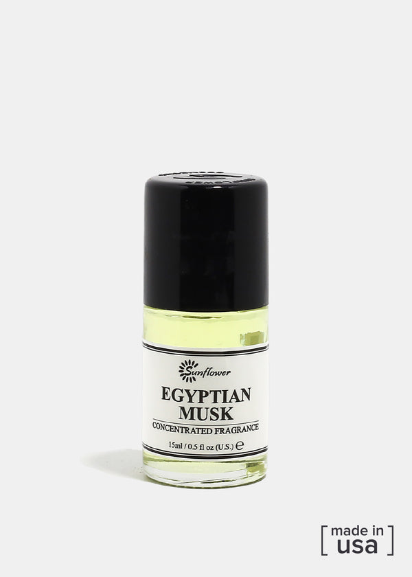 Fragrance Body Oil- Egyptian Musk