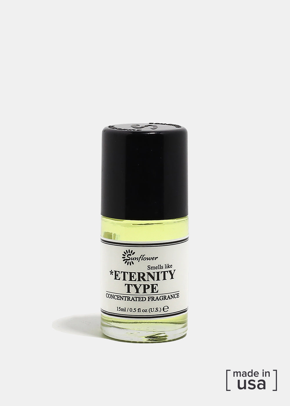 Fragrance Body Oil- Eternity