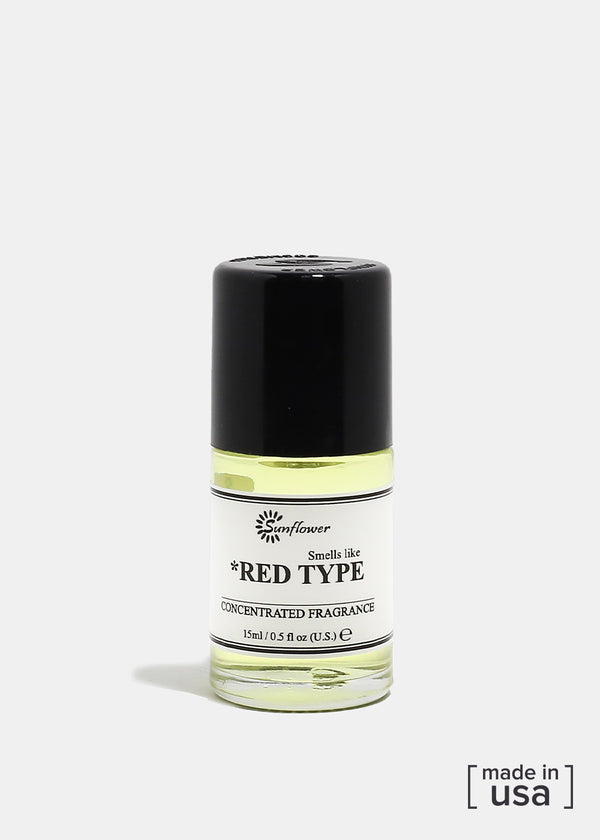 Fragrance Body Oil- Red Type
