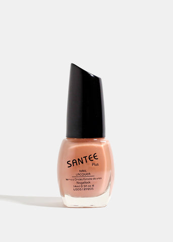 Santee Nail Polish - Soft Brown