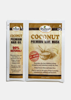 Difeel Hair Oil & Mask- Coconut